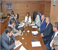 وزيرة الهجرة تعقد اجتماعا باللجنة الوطنية لإعداد قاعدة بيانات المصريين بالخارج