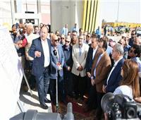 رئيس مجلس الوزراء يشيد بالمشاركة المجتمعية بمستشفى ههيا المركزي