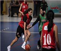 سيدات سلة الأهلي يواجه الجمعية المغربية اليوم في دور الثمانية للبطولة العربية