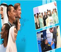تمكين ذوي الإعاقة.. أهداف تتحقق في منتدى شباب العالم 2018