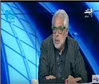 بالفيديو | أحمد ناجي ينهي خلافه مع هاني حتحوت على الهواء