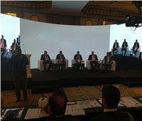 وزير قطاع الأعمال يفتتح مؤتمر التطوير العقاري ويدعو العقاريين لبحث المشاركة في طرح الأراضي
