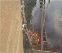 حريق بمدرسة «زراعية» بالإسماعيلية