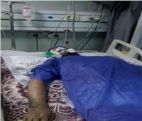 إصابة شاب بغيبوبة بسبب صعق كهربائي في بنها