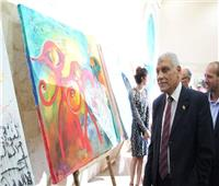 ختام منتدى فنون شباب العالم  في شرم الشيخ