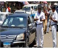 «مرور الجيزة» يضبط 5569 مخالفة بالشوارع والميادين الرئيسية