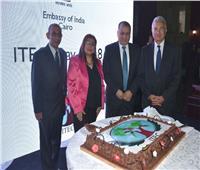 الاحتفال بمرور 54 عاما على التعاون الفني والاقتصادي الهندي بمصر