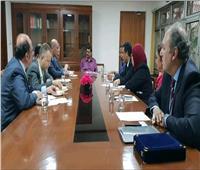 «وفد مصري» يبحث آليات التعاون العلمي مع الهند