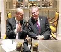 مستشار الرئاسة الألمانية: السيسي يقود ثورة تقدم لبنـاء مصر الجديدة