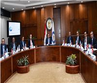 وزير البترول يناقش خطة تطوير التعدين في مصر