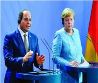 هيئة الاستعلامات: إنجازات سياسية واقتصادية وأمنية.. حصاد زيارة «السيسي» لألمانيا