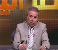 توفيق عكاشة: التعاون بين مصر وألمانيا أنهى أزمة الكهرباء