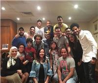 «حسن الرداد» و«إيمي سمير غانم» يحضرون أجدد عروض مسرح مصر