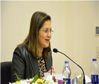 وزيرة التخطيط: الحكومة تسعى لبث روح الإرادة بنفوس الشباب