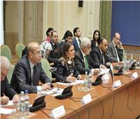 مصر وأوكرانيا تتفقان على إقامة مشروعات مشتركة وزيادة حجم الاستثمارات