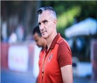 «كارتيرون»: أغلقنا ملف مباراة الذهاب ونفكر في لقاء العودة بتونس