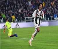 شاهد  يوفنتوس يفوز بثلاثية على كالياري في الدوري الإيطالي