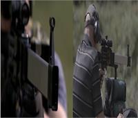 بالفيديو  شاهد.. بندقية فتاكة لا مثيل لها