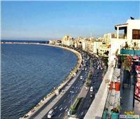إصابة 24 موظفًا في انقلاب أتوبيس بطريق الكافوري بالإسكندرية
