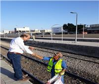 صور| حتاتة: اليقظة في العمل بمحطات القطارات «ضرورة»
