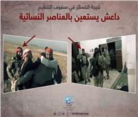 «مرصد الإفتاء» يوثّق تناقض داعش في فتاوى «النقاب والقتال»