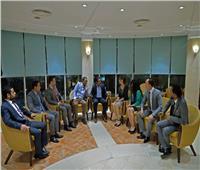 الشباب المشاركون: المنتدى منصة شبابية موجهة للعالم.. وإضافة للمنابر الدبلوماسية المصرية