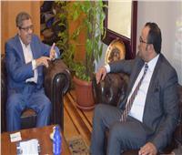 مباحثات مصرية سعودية بغرفة القاهرة التجارية لإقامة مشروعات استثمارية مشتركة