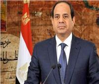 السيسي: لا نريد أن يؤثر ملء خزان سد النهضة الأثيوبي على حصة مصر المائية