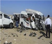 إصابة 9 في حادث تصادم بطريق الكافوري غرب الإسكندرية