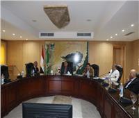 «الفيوم» تناقش تنفيد منظومة ميكنة وتطوير خدمة المواطنين بالمحليات
