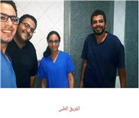 إنقاذ حياة مريض من طعنة بالقلب في الإسكندرية