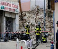 العثور على 5 جثث تحت أنقاض مبنيين منهارين بفرنسا