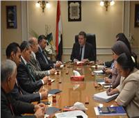 وزير قطاع الأعمال العام يجتمع بمجلس إدارة الشركة القابضة للتأمين الجديد