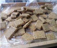 ضبط مصنع حلويات لإنتاجه حلوى غير مطابقة للمواصفات