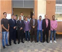 رئيس جامعة بنها يدعو الطلاب للمشاركة في انتخابات «اتحاد الطلاب»