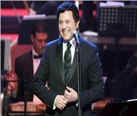 الليلة.. هاني شاكر على المسرح الكبير بمهرجان الموسيقى العربية