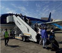 وصول أول أفواج السياحة الأذربيجانية إلي شرم الشيخ