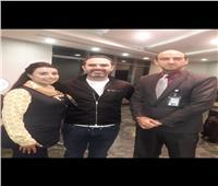 وائل جسار يصل القاهرة لإحياء حفل غنائي بمهرجان الموسيقى العربية
