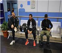 أحمد فتحي ومؤمن زكريا يسافران إلى تونس لدعم الأهلي أمام الترجي