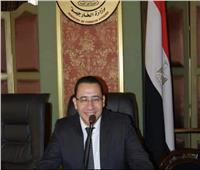 هالة زايد تعين عمرو حسن مقررا للمجلس القومي للسكان