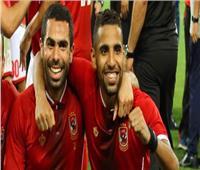 «ثلاثي الأهلي» يصل مقر إقامة البعثة بتونس لمؤازرة الفريق