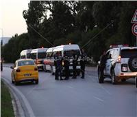 صور| غلق شوارع رادس تمهيدا لتحرك موكب الأهلي