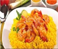 طبق اليوم .. «أرز بالسي فود»