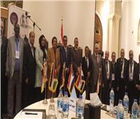 «سعفان» يفتتح أعمال مؤتمر الاتحاد العربي لعمال الغزل والنسيج