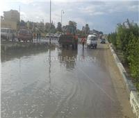 «التنمية المحلية» تتابع إجراءات رفع مياه الأمطار في المحافظات