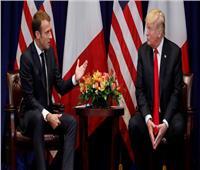 محادثات ترامب وماكرون في باريس قد تشهد خلافا على الدفاع الأوروبي