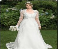 مصمم أزياء يوضح مواصفات «فستان زفاف البدينات»