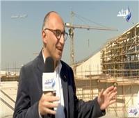 بالفيديو  طارق توفيق: إقامة تمثال ضخم للملك بسماتيك ومسلة في المتحف الكبير