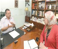 حوار  د.هاشم بحري: لدينا ٢ مليون مريض عقلي لا توجد لهم مستشفيات أو عيادات وأدوية