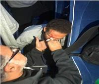 شاهد| تفاصيل مثيرة عن اعتداء جماهير الترجي على هشام محمد
